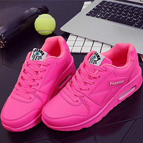 Stiefel Freizeitschuhe Wanderschuhe schuhe Schuh Wohnungen Sneaker Milktea up Damen Lace Outdoor Schuhe Mode Damen Pink Damen 6wEznqnx0