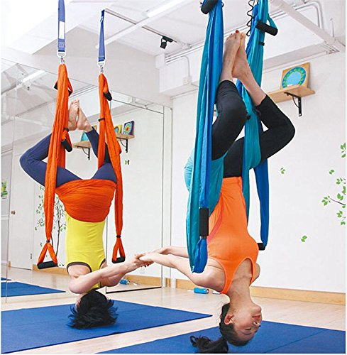 Amazon.com : Aerial Yoga Hammock Swing Lightweight ...