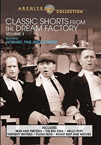 Classic Shorts From The Dream Factory Volume 3 DVD-R