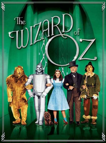 The Wizard of Oz Poster Movie L 27 x 40 Inches - 69cm x 102cm Judy Garland Margaret Hamilton Ray Bolger Jack Haley Bert Lahr Frank Morgan Charley Grapewin (Poster 27 Wizard X Of 40 Oz)