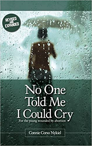 Image result for No One Told Me I Could Cry by Connie Corso Nykiel