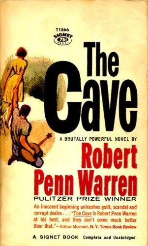 THE CAVE by Robert Penn Warren /1st