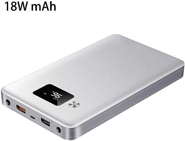 180000Ah Power Bank Batería Externa portátil de Gran Capacidad para Ordenador portátil Apple Lenovo ASUS, para Ordenador/Macbook/Smartphone /Tablet/Drone: Amazon.es: Hogar