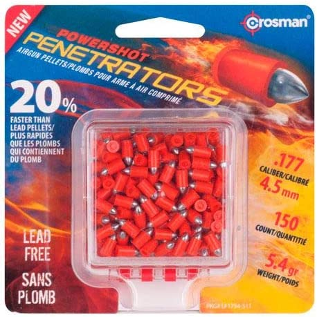 Competition Ready Holds 60+10 Sighting Pellets .177 Air Pellet Plastic Holder