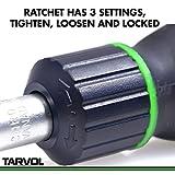 7 in 1 Ratcheting Screwdriver Set