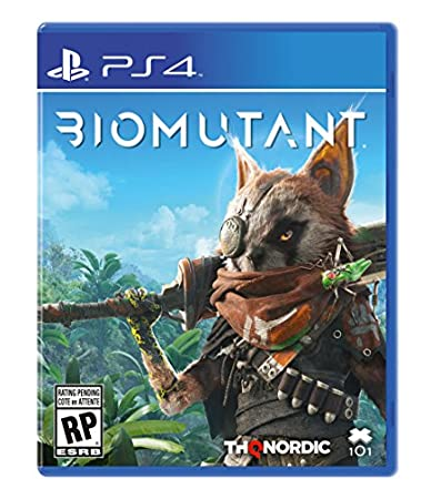 Biomutant - PlayStation 4 Standard Edition