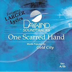 One Scarred Hand [Accompaniment/Performance Track]