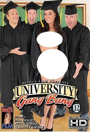 University gang bangs