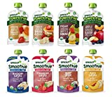 Sprout Organic Baby Food Toddler Pouches Stage