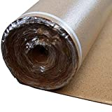 Bestlaminate Premium Cork Vapor Barrier Flooring Underlayment 3mm - 200 sq.ft/roll