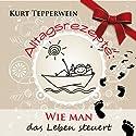 Alltagsrezepte: Wie man das Leben steuert Hörbuch von Kurt Tepperwein Gesprochen von: Kurt Tepperwein