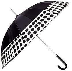 Shedrain Spot On 16-panel Auto Open Stick Umbrella