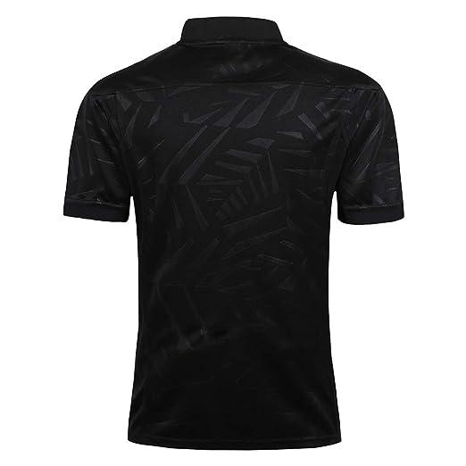 AFDLT 2019 New Zealand All Black Team Copa Mundial Polo Shirt ...