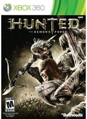 Amazon com: Exclusive Hunted: The Demon's Forge X360 By