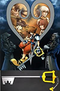 "Kingdom Hearts Sora Cosplay Keyblade 39"""