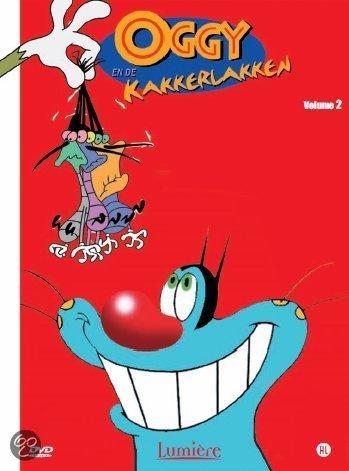 Oggy Och Kackerlackorna Dvd