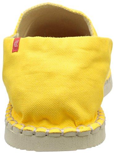 yellow 6344 Femme Jaune II Espadrilles Origine Homme Yolk Havaianas YBqpc