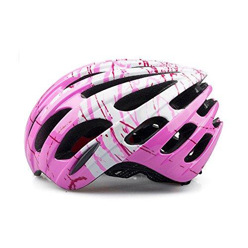 Gotaout Super Cool Road Bike Helmet, Pink