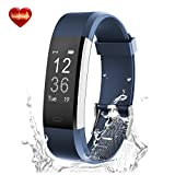 LYOU Fitness Tracker, X5 Plus Fitness Watch Heart Rate Monitor...