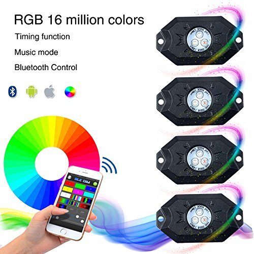Multi Color Exterior Led Lights