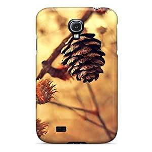 New Arrival Case Cover With SOG705HotJ Design For Galaxy S4- Pinecone Iphone Wallpaper