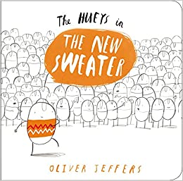 meet the hueys in new sweater