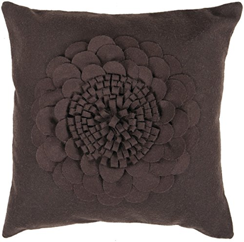 Surya Decorative Pillows FA-079 18″ x 18″ Pillow Cover