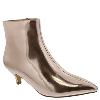 f159b16c1 Penny Loves Kenny Dizzy Women s Boot 6 B(M) US Rose Gold-Metallic