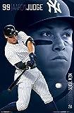 "Trends International New York Yankees - Aaron Judge Wall Poster, 22.375"" x 34"", Multi"