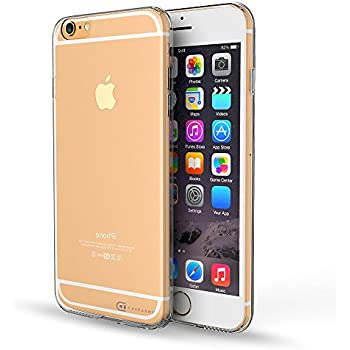Apple iPhone 6 Plus / 6S Plus [5.5 Inch] Case, Case Army Scratch-Resistant Clear Case for iPhone 6 Plus / 6S Plus Shock-Dispersion Tech Silicone Slim cover , TPU Bumper (Limited