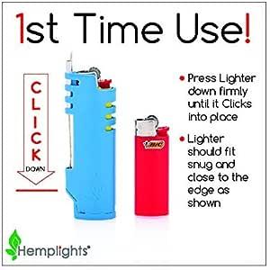 Spooly - Hemplights Hempwick Dispenser (colors may vary)
