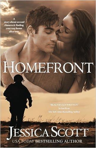 Homefront Volume 1 Jessica Scott 9781942102038 Amazon Books