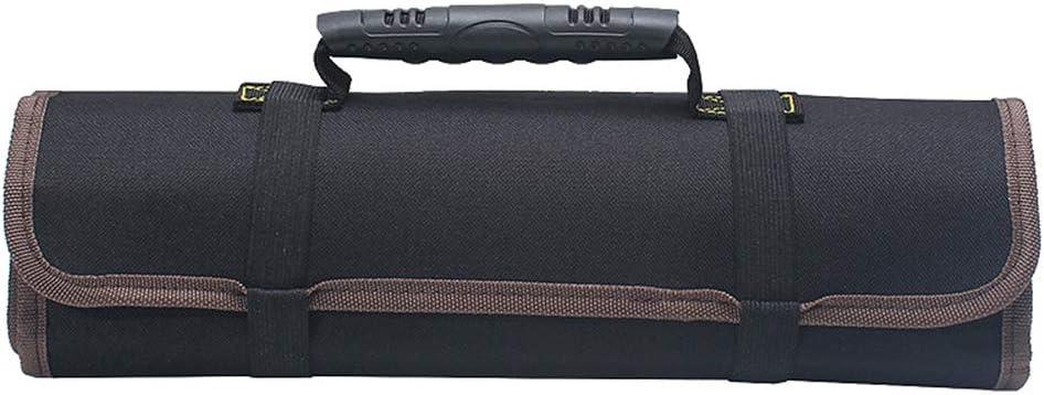 toruiwa. – Estuche enrollable para herramientas caja ideal para almacenamiento les herramientas ( accesorios mecánico no incluido ): Amazon.es: Hogar