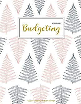 budgeting workbook finance monthly weekly budget planner expense