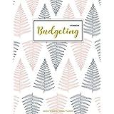Budgeting Workbook: Finance Monthly & Weekly Budget Planner Expense Tracker Bill Organizer Journal Notebook | Budget Planning |   Budget Worksheets |Personal Business Money Workbook | Pink Floral Cover