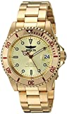Invicta Men's 'Connection' Automatic and Stainless Steel Casual Watch, Color Gold-Toned (Model: 24762)
