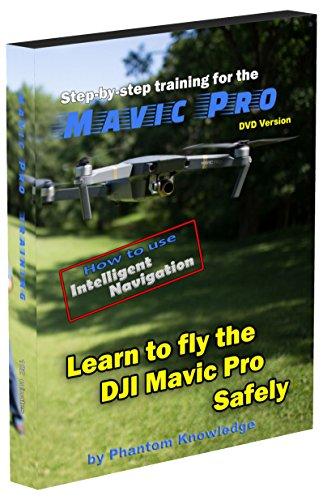 Mavic Pro Training on DVD by Phantom Knowledge