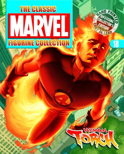 Classic Marvel Figurine Collection Magazine #18 Human (Classic Marvel Magazine)