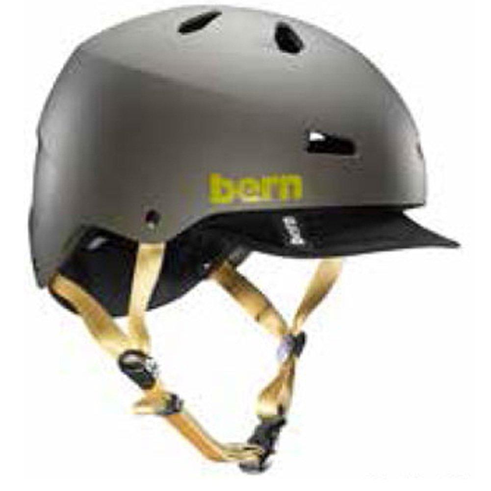 bern MACONVISOR ALL SEASONバーンメーコンバイザーオールシーズンヘルメット / B07CL1BLWF Large|MatteCharcoal MatteCharcoal Large