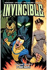 Invincible Vol. 20: Friends Kindle Edition