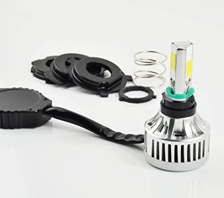 514IpiLa2CL._SX463_ amazon com motorcycle led bulb headlight h4 harley, road king Custom Auto Wire Harness H4 at gsmx.co