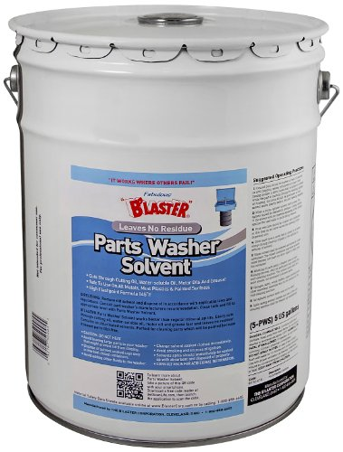 Parts Washer Solvent