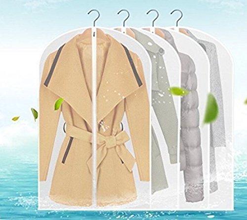 garment bags white - 8