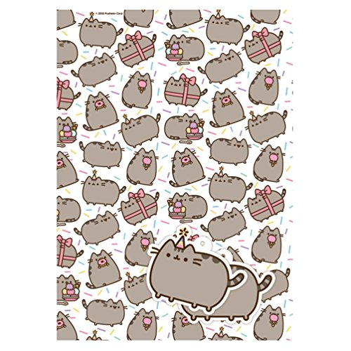 Pusheen-Gift-Wrap-and-Tag-Set