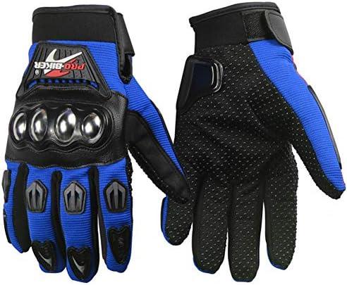 用手袋 メンズ バイク用グローブ サイクリングサイクリング グローブ 保護 滑り止め付き 通気性 衝撃吸収 レーシング用 トレッキング プロテクションタイプ