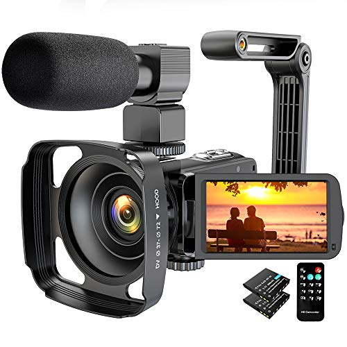 Video Camera Camcorder 2.7K