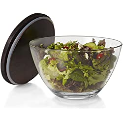 Libbey Urban Story Extra-Large Glass Bowl with Lid
