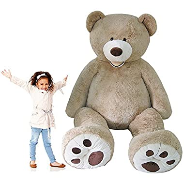 KAYSO INC 102  Oversize Giant Teddy Bear Jumbo Plush Gigantic Stuffed Animal 8.5 FT