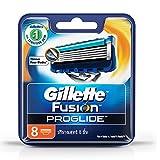 Gillette Fusion5 ProGlide Men's Razor Blades – 8 Refills