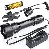 EVOLVA FUTURE TECHNOLOGY T20 IR 38mm Lens Infrared Light Night Vision Flashlight Torch